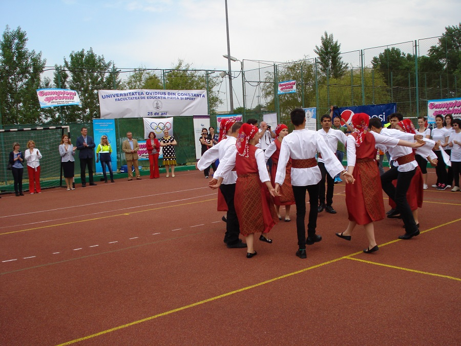 15. Campioni Speciali, ediția a II-a, Constanța
