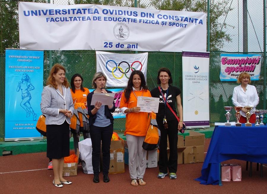30.  Campioni Speciali, ediția a II-a, Constanța