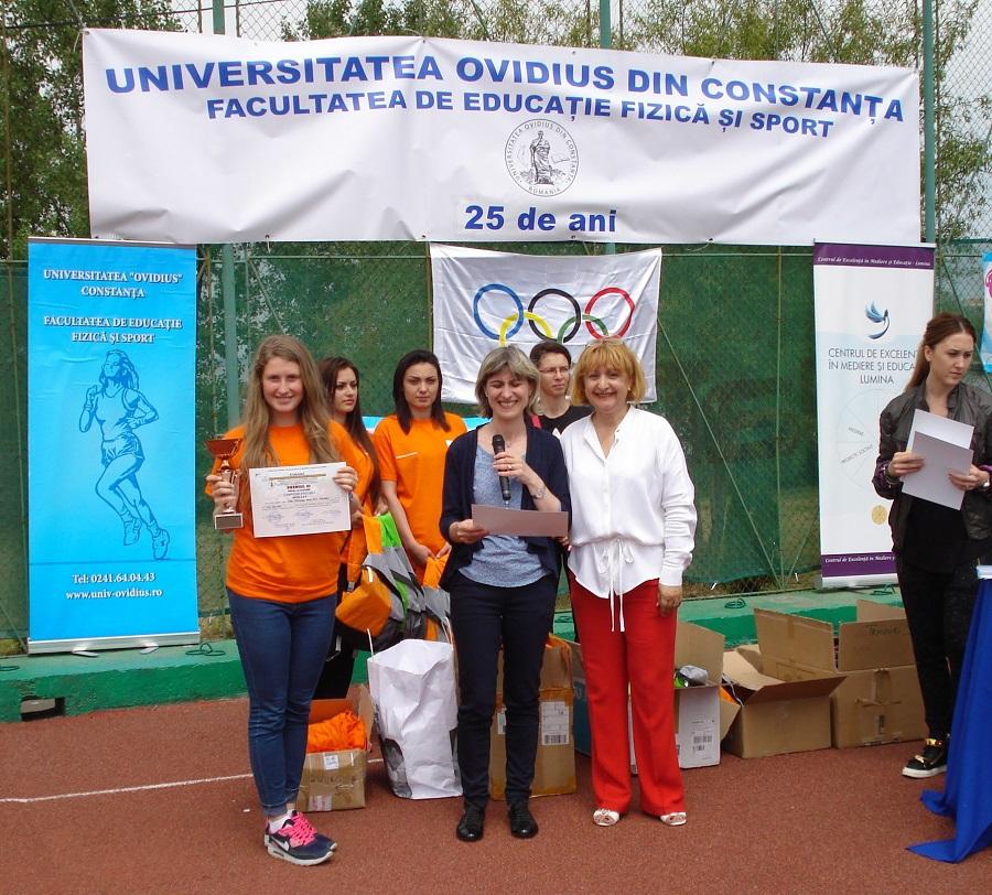 31.  Campioni Speciali, ediția a II-a, Constanța