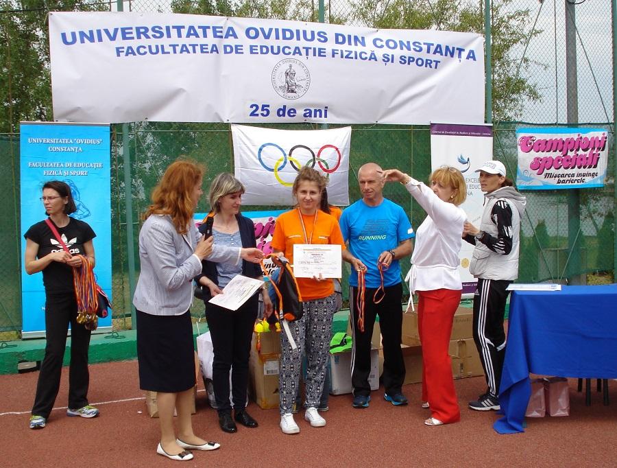 44.  Campioni Speciali, ediția a II-a, Constanța